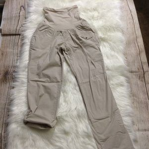 47bbe93ebc4ae Motherhood Maternity Pants - Motherhood Maternity Cargo Pants Secret Fit  Belly